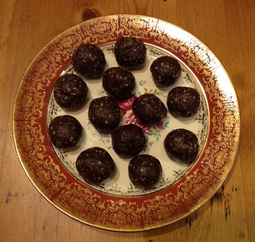 Chocolate Truffles, Superfood